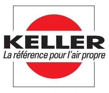 Logo Keller - Dépoussiérage industriel